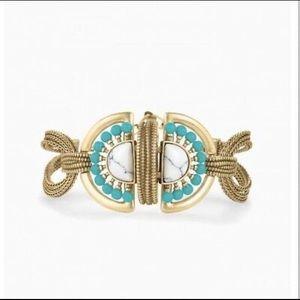 Stella & Dot Totem Tassel Bracelet